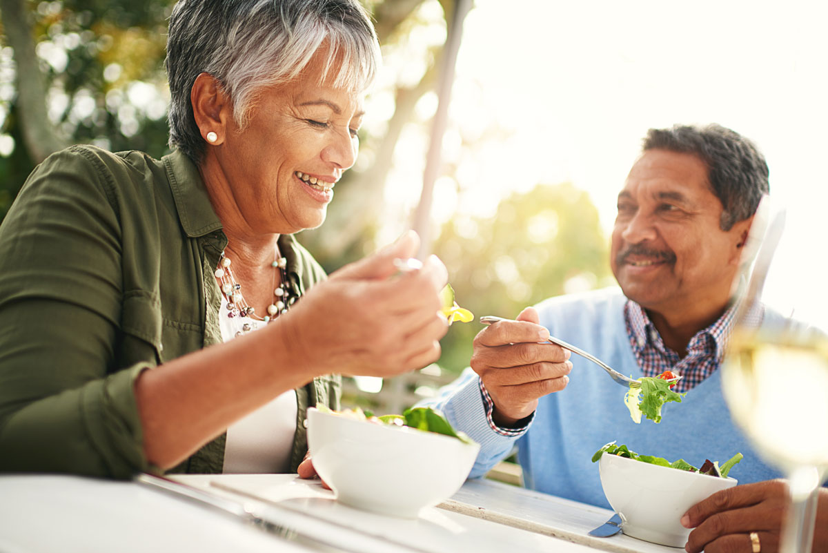 Celebrate National Healthy Aging Month!