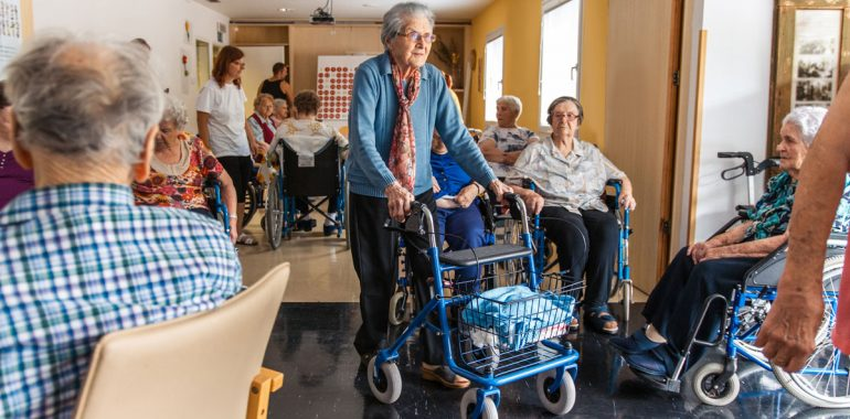 Medicaid Waiver Program Helps Seniors Find Long-Term Care