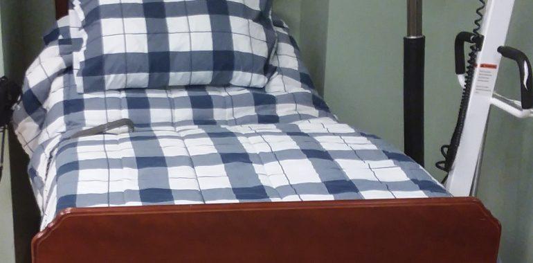 We Have Hospital Beds!