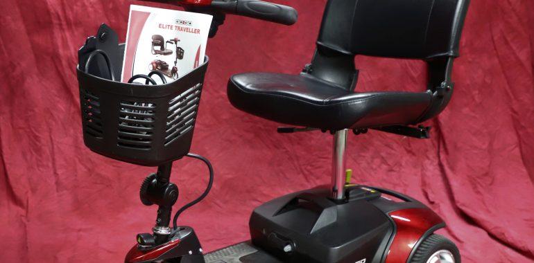 Motorized Wheelchairs and Scooters Available Now!