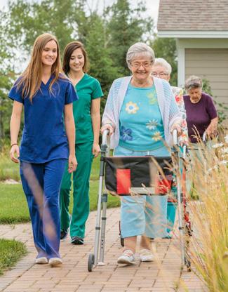 Skilled Nursing Landscape Changing
