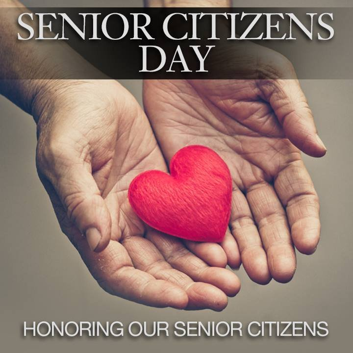National Senior Citizens Day Is Aug. 21