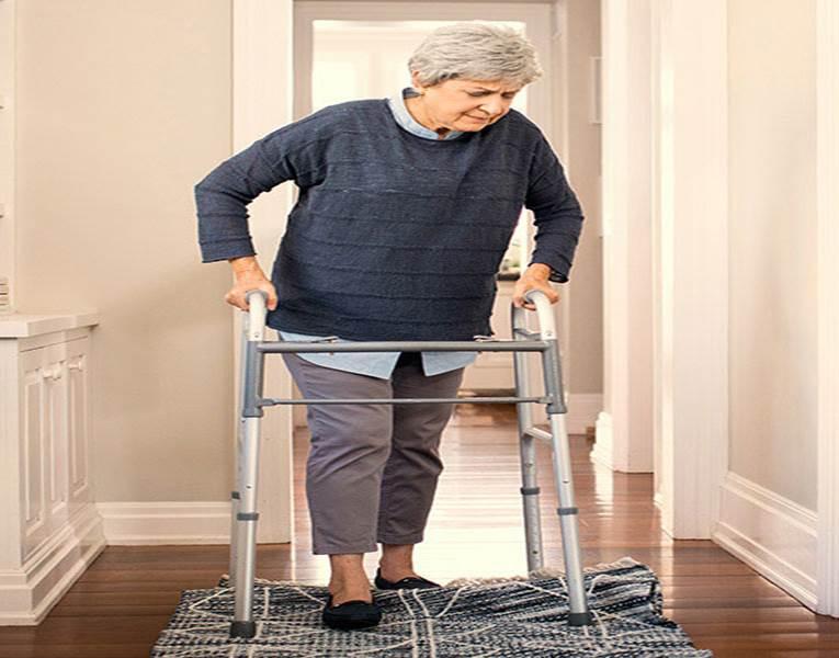 Home Modifications Reduce Fall Chances
