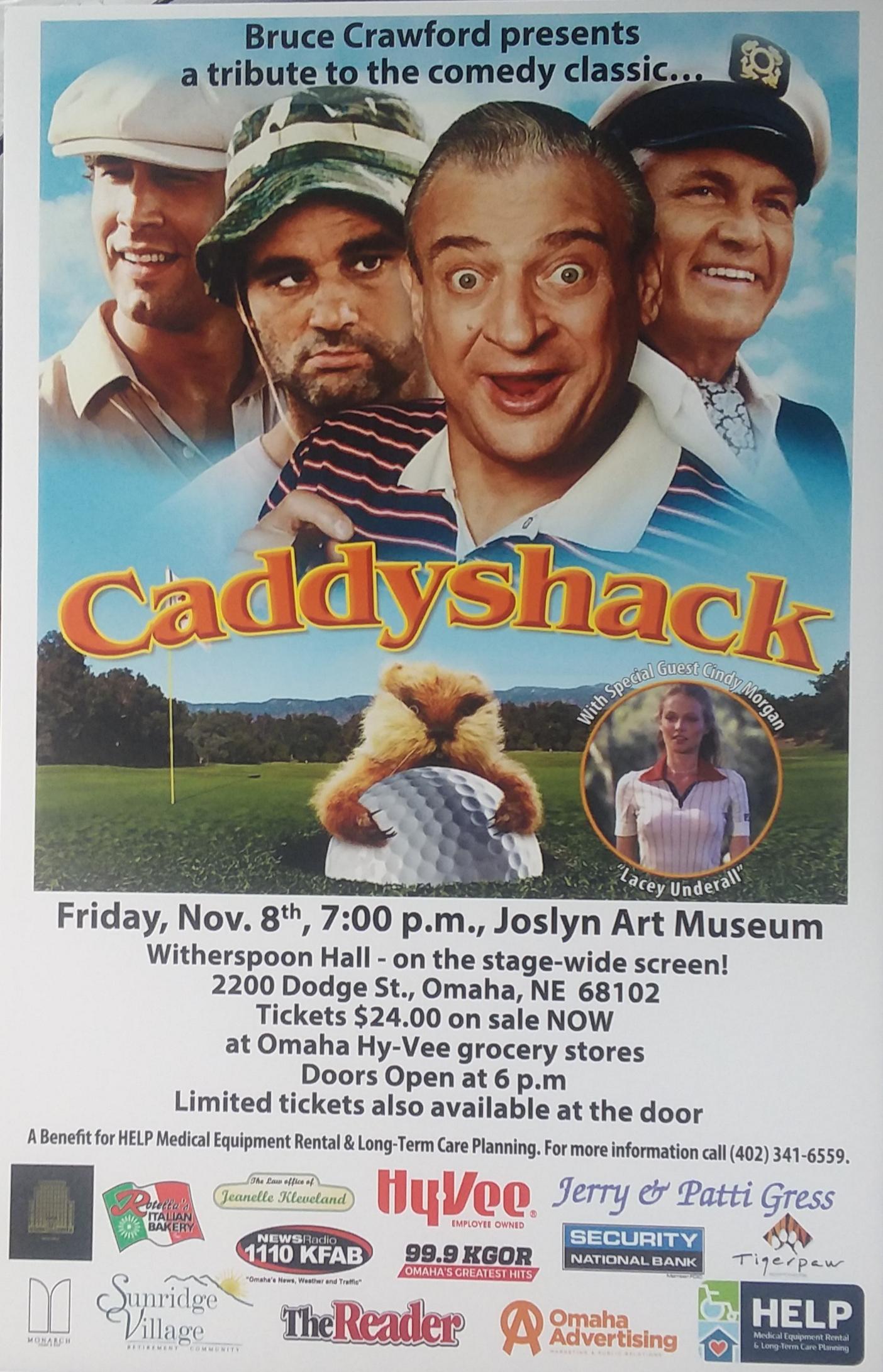 CADDYSHACK-Movie Event