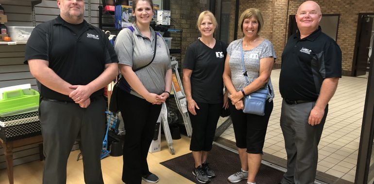 Occupational, Physical Therapists Attend Open House