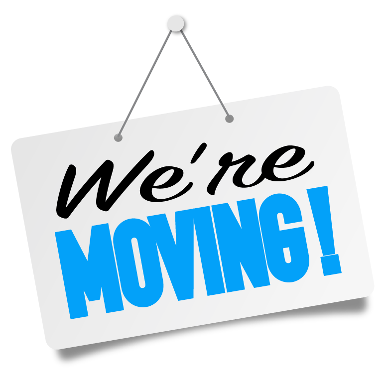 We Are Moving!!!
